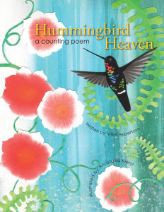 children's hummingbird counting book